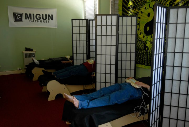 Thermal Massage Beds at 49 Keppel Street, Bathurst